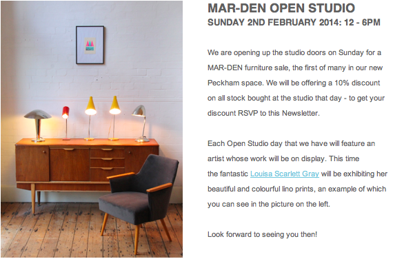 MAR-DEN Open Studio
